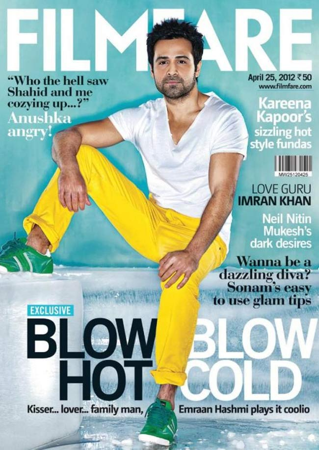 Emraan Hashmi on Filmfare