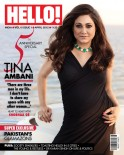 Tina Ambani on Hello!