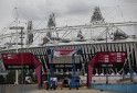 London decks up for Paralympics