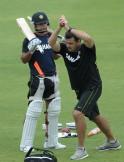 Team India's net practice