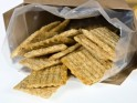 Whole wheat cracker