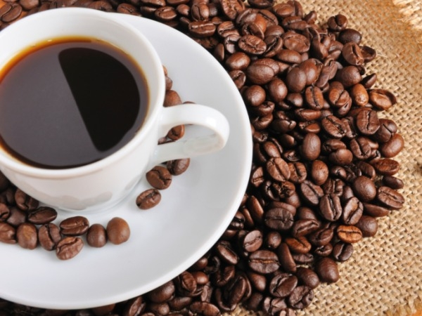 Sniff and sip some strong coffee
