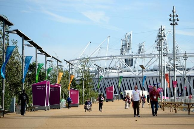 London ready for Paralympics 2012