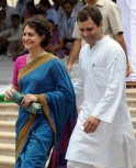 Rahul & Priyanka's day out
