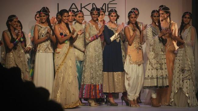 Models showcase creations