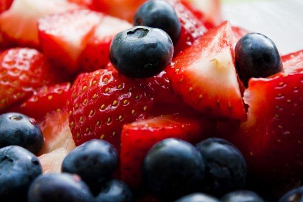 Berries - Cranberries, Raspberries, Blueberries