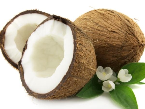 Coconut oil as a sealant