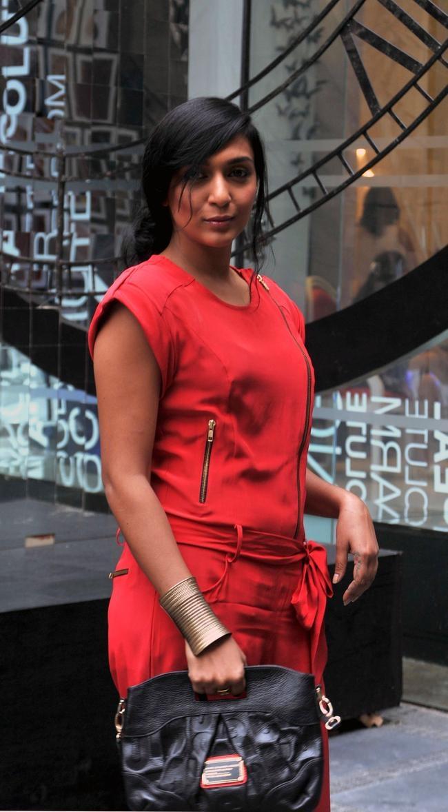 Indian television actress Shweta Salvi