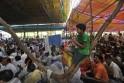 Ramdev begins three-day fast