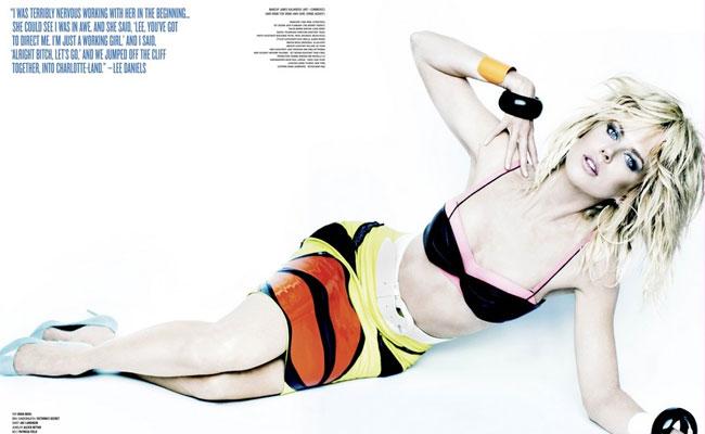 Nicole Kidman bares all for V Magazine
