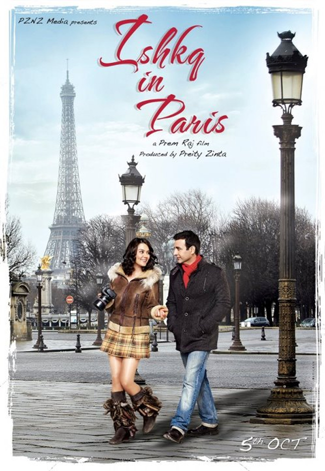 Ishq In Paris