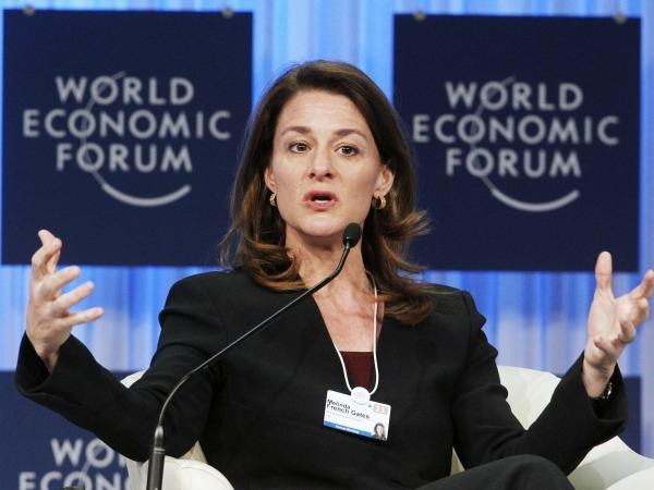 Melinda Gates Pledges $560 Million for Contraception