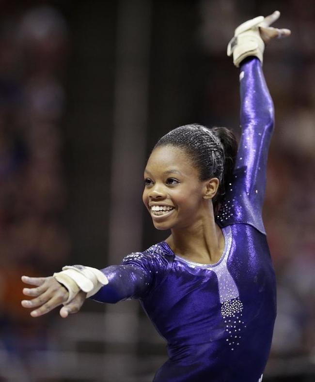 Gabby Douglas (Gymnastics)