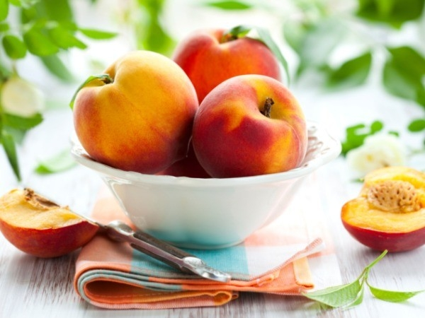 Foods for Good Digestion # 13: Peaches