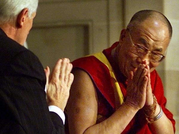 Dalai Lama Asks People to Live Healthy
