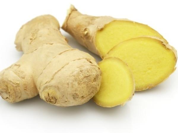 Foods for Good Digestion # 19: Ginger