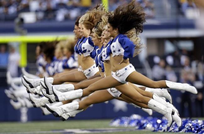 Best of Super Sunday Cheerleaders