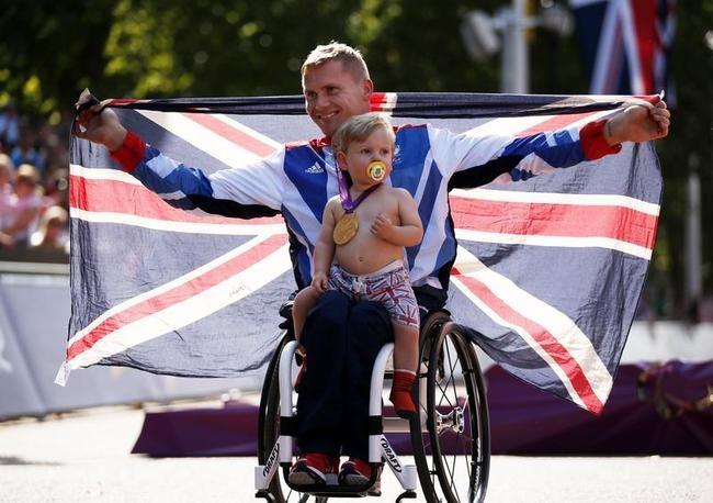 David Weir (Wheelchair Racing)
