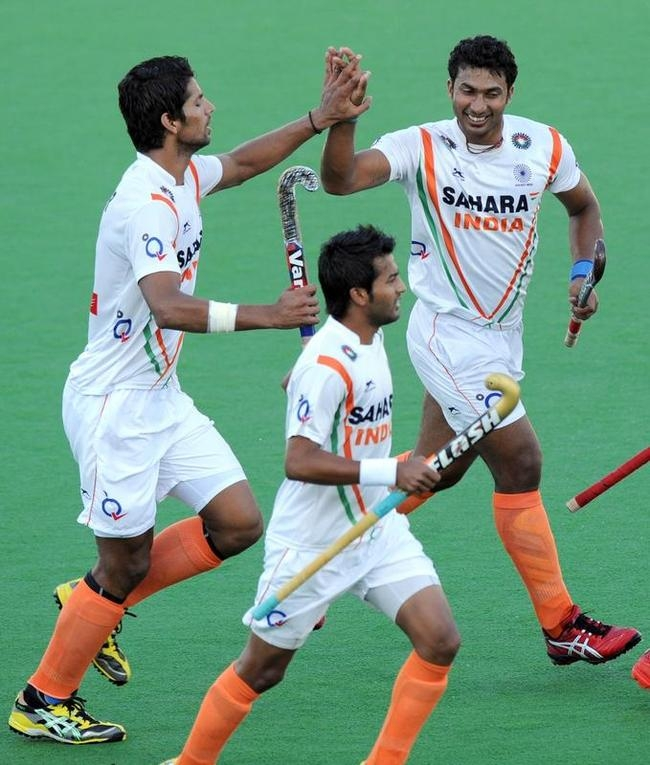 Champions Trophy hockey