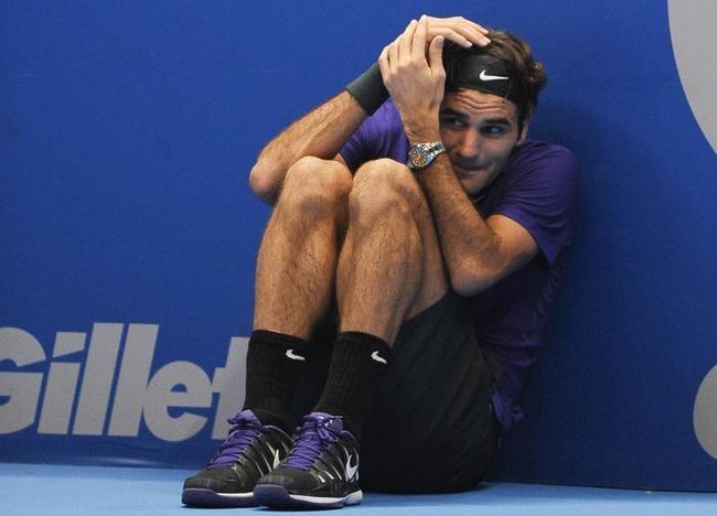 Roger Federer's Charm Floors Brazil