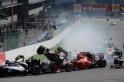 Crash, Fire and Smoke @ Formula One