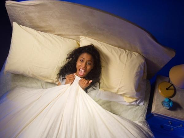 Sleep Disorders # 14: Night terrors