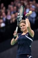 Kim Clijsters Retires Amidst Fanfare