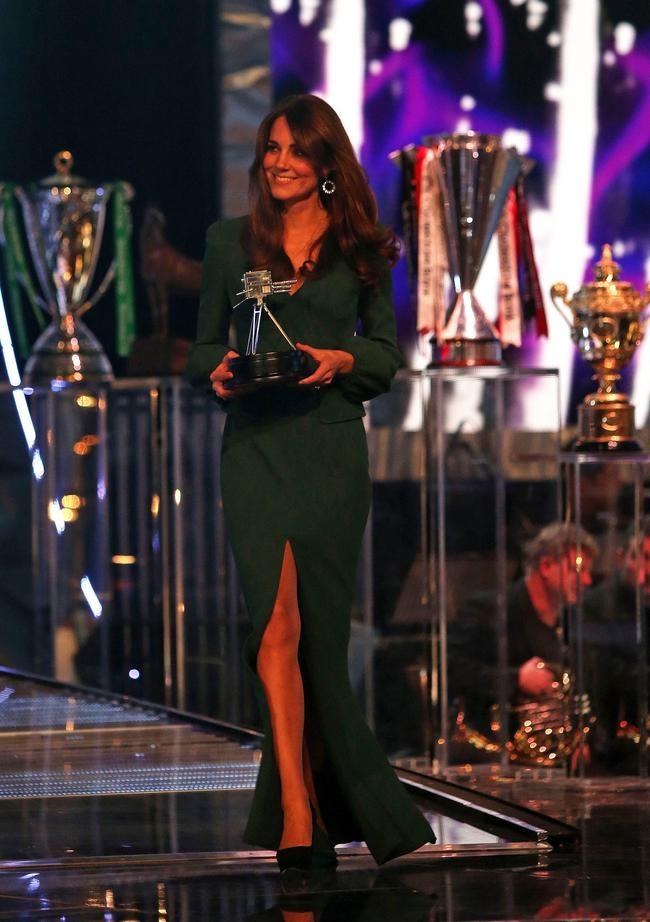 Stars at BBC Sports Awards