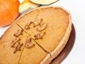 Flourless pie crust