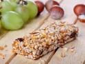 Cranberry-Almond Granola Bars