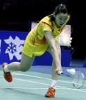 Saina Goes Down in Super Series Semis
