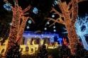 ITALY-CHRISTMAS-MILAN-SANTA HOUSE