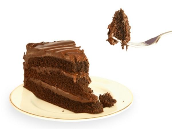 Fluffy Chocolate Cake