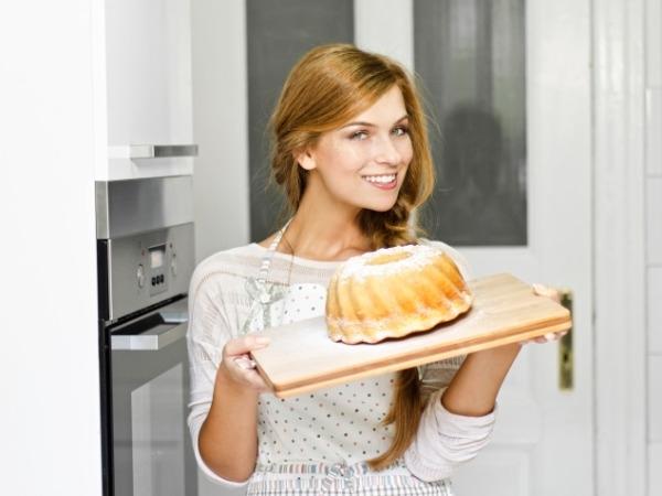 Flour less Honey Almond cake