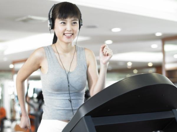 Get more active.