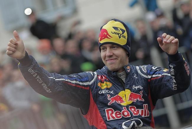 Sebastian Vettel (Formula One)