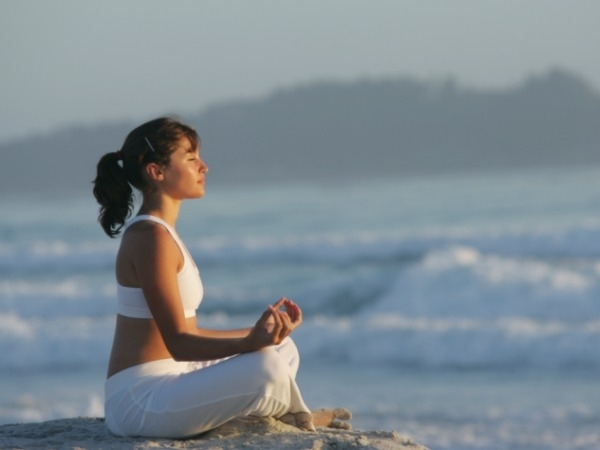 How yoga eases pain