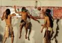 HONDURAS-GUATEMALA-MAYA-GAME