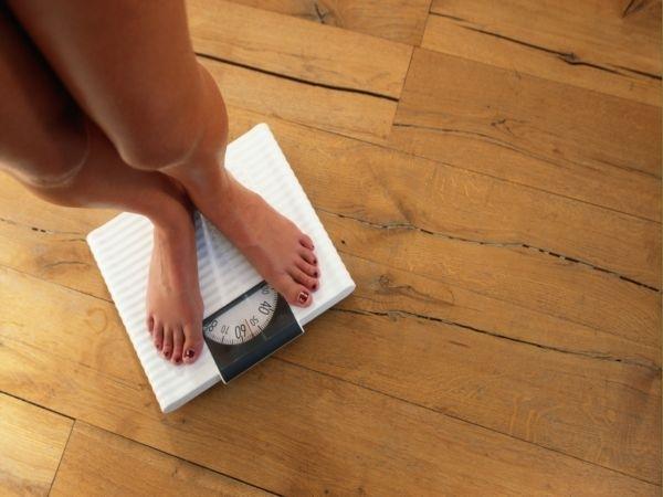 Unreasonable weight goals
