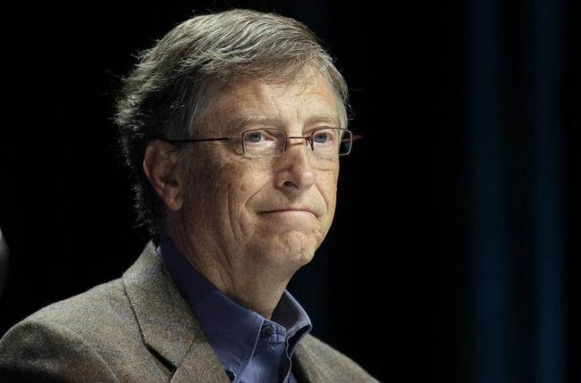 No. 4: BILL GATES, AGE 57, USA