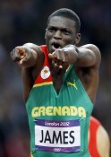 Kirani James (Athletics)