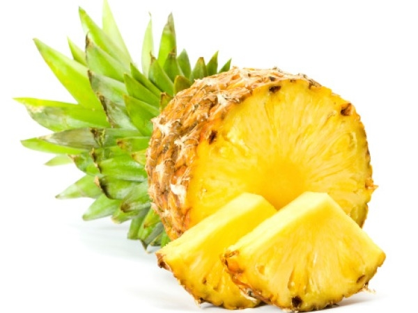 Foods for diabetics # 10: Pineapples