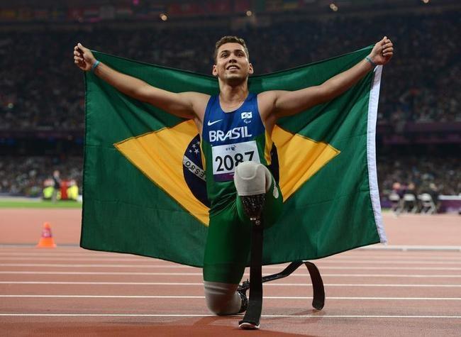 Alan Fonteles Oliveira (Paralympic Athletics)