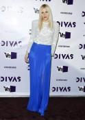 Recording artist Natasha Bedingfield arrives at the VH1 Divas 2012 show in Los Angeles