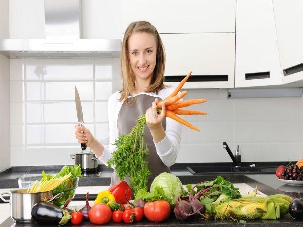 Eat Healthy Home Food
