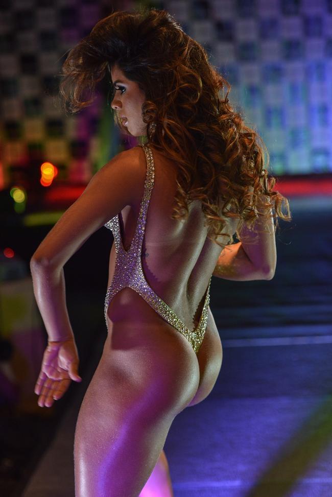 Miss Bumbum pageant