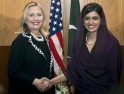 Hillary Rodham Clinton, Hina Rabbani Khar