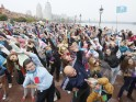 Ukraine to Set World Record for Morning Exercise