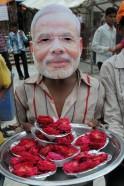 Modi Modi Everywhere! Gujarat Embraces His Face