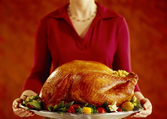 A Simply Perfect Roast Turkey